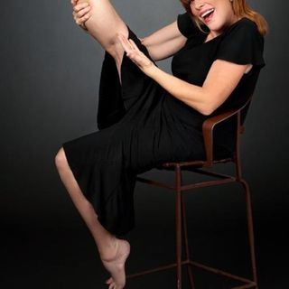 CloseUp - Comedienne, Kat Simmons, on Raising Kids, Divorce & Middle Age Dating