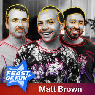FOF # 2872 - Matt Brown and the War Within