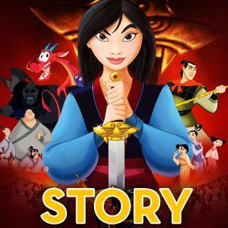 Mulan - Bedtime Story (Princesses)
