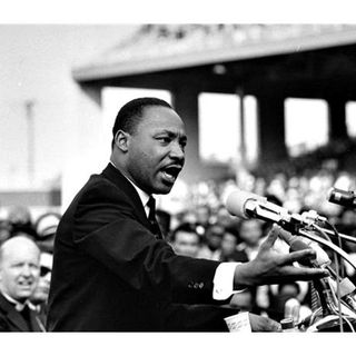 An Inspired Leader – Dr. Martin Luther King, Jr. with host, Sister Jenna