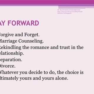 The G-Spot with Meka Rae: Cheating: To Forgive or Not to Forgive?