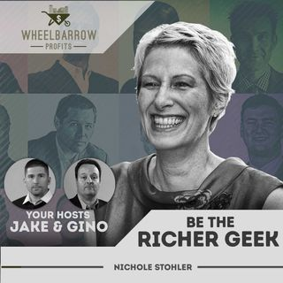 WBP - Be The Richer Geek with Nicole Stohler