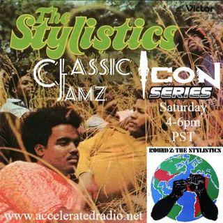Classic Jamz *Icon Series: The Stylistics 4/10/21