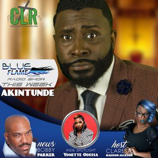 Blue Flame Radio - Akintunde