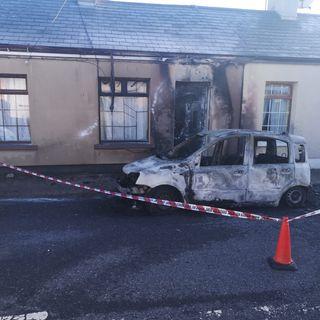 Deise Today Mount Sion Avenue arson attack