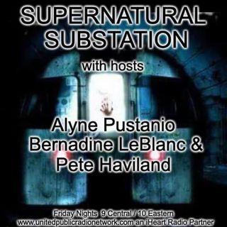 The Supernatural Substation guest tonight Lisa Smartt