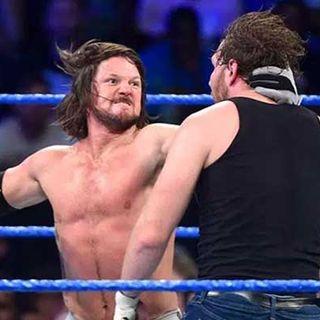 WWE Rivalries: AJ Styles vs Dean Ambrose