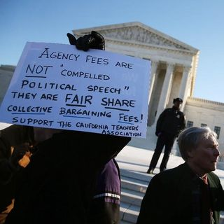 Unions in Danger Thanks to New Supreme Court Case