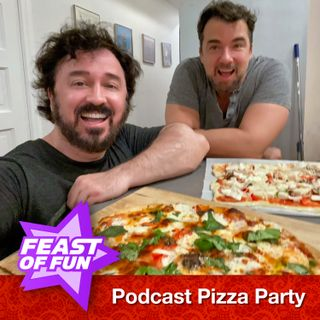 FOF #2886 - Podcast Pizza Party