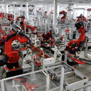 GOP Candidates on Trade; Factory Jobs & Robots; China & Trade