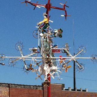 Reviving North Carolina towns through art and tourism