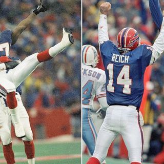 TGT Presents On This Day: January 3,1993 The Buffalos Bills Comeback win over the Houston Oilers