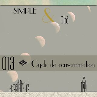 013 | Cycle de consommation