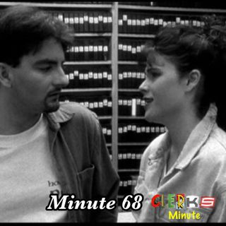 Clerks Minute 68: Dinosaurs and Doof (Special Guest: Sean German)