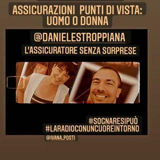 Daniele Stroppiana L'assicuratore senza sorprese ci parla di Punti di Vista Assicurazioni Uomo o Donna