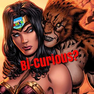 Is Wonder Woman Bi-Curious?