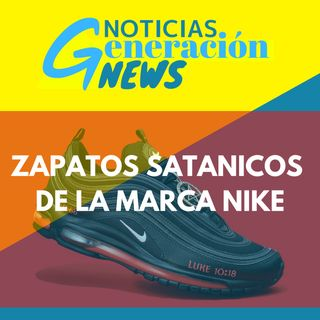 724: Nike se lava las manos pero permite los zapatos satánicos con sangre humana