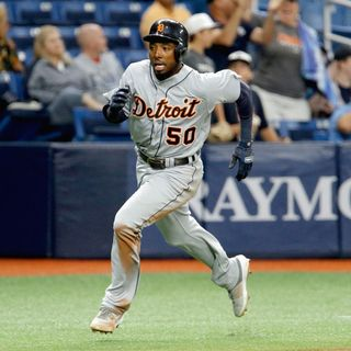 Travis Demeritte - Tigers Outfielder