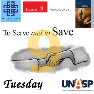 934 - Sabbath School - 23.Feb Tue