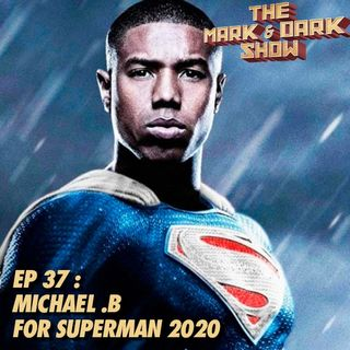 37. Michael B for Superman 2020