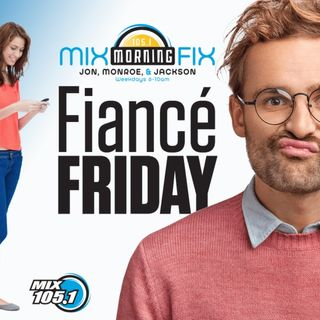Fiance Friday - It's just 'Tech Support'