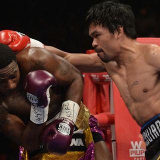 Pacquiao vs Broner Recap
