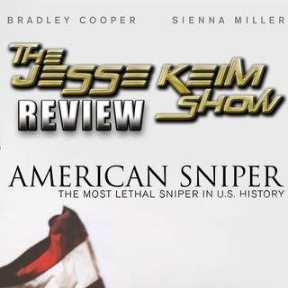 EP33: Oscar Noms & American Sniper!