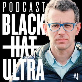 #41 Łukasz Małek - kardiolog: sport leczy serce - Black Hat Ultra - podcast