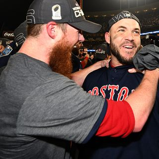 Craig Kimbrell: World Series Red Sox Were Team Of Destiny