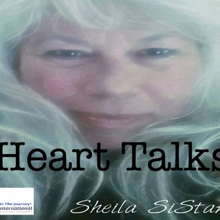 Heart Talks After Show with Sheena-Gaye Rogasch, Sheila Jean Burgher Heart Talks on 2016-02-09 at 19.53