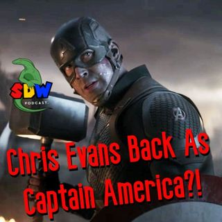 Chris Evans back as Captain America?!