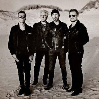 Entrevista con Bono de U2