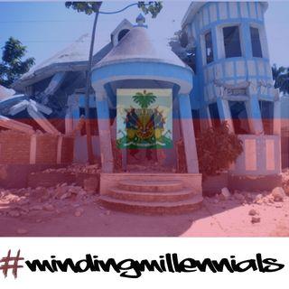 #mindingmillennials Haiti Earthquake 2010 Survivor Marlie. This is her story.