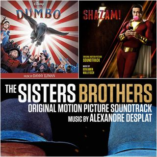 Dumbo / The Sisters Brothers / Shazam!