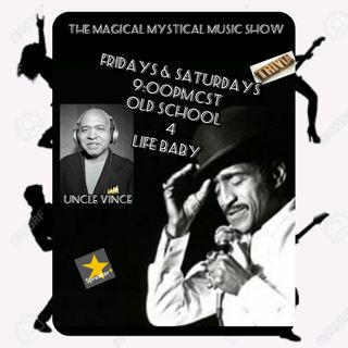 The Magical Mystical Music Show 1-30-2021