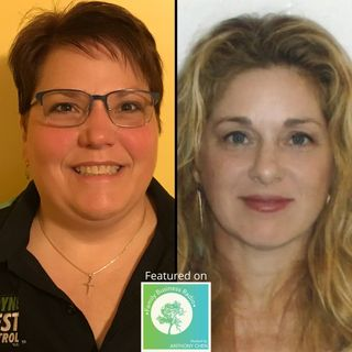 Family Business Radio, Episode 12: Michelle Coyne, Coyne Pest Control, and Carolyn Kelso, Betty Carry