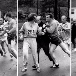 177 - Jock and The Boston Marathon Women