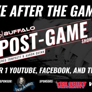 Buffalo Bills San Francisco 49ers Monday Night Football Post Game Show