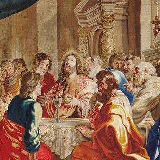 61 - La Santa Eucarestia: La Santa Comunione