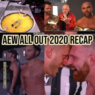 AEW All Out 2020 Recap KOP090620-558