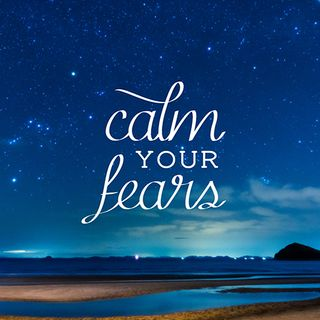 Calm Your Fears with rainfall sounds