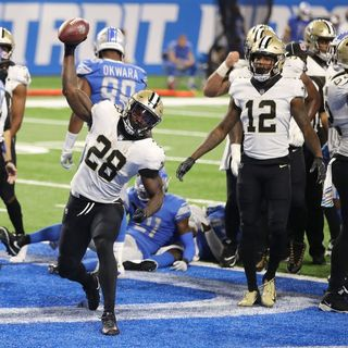 "Saints Drop Lions to 1-3, NBA/MLB Bubble Update, ""Around the NFL,"" & Producer Fongers' ""Moment of Positivity"""