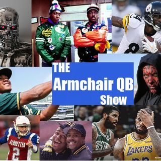 The Armchair QB Episode 2: The Boys Discuss Kyler Murray, Antonio Brown, & Merits Of A Terminator Sequel