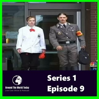 Around the World Today Series 1 Episode 9 - Why on earth would you name your child after hitler