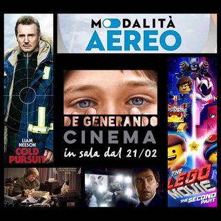 The Lego Movie 2, The Front Runner e gli altri film in sala - DeGenerando CINEMA 76