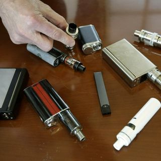 US investigates seizure risk with electronic cigarettes and I call BS