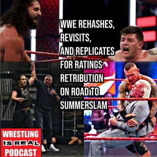 WWE Rehashes, Revisits, and Replicates for Ratings Retribution on Road to Summerslam KOP081320-551
