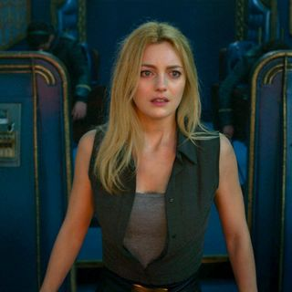 LEILA GEORGE Talks MORTAL ENGINES