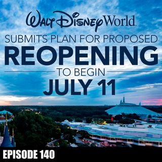 Disney World Reopening Plans, SeaWorld Orlando Reopening Plans, Six Flags Reopening Plans