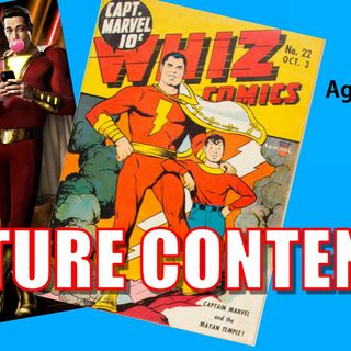 Mature Content in Superhero Movies? | Age of Heroes #78